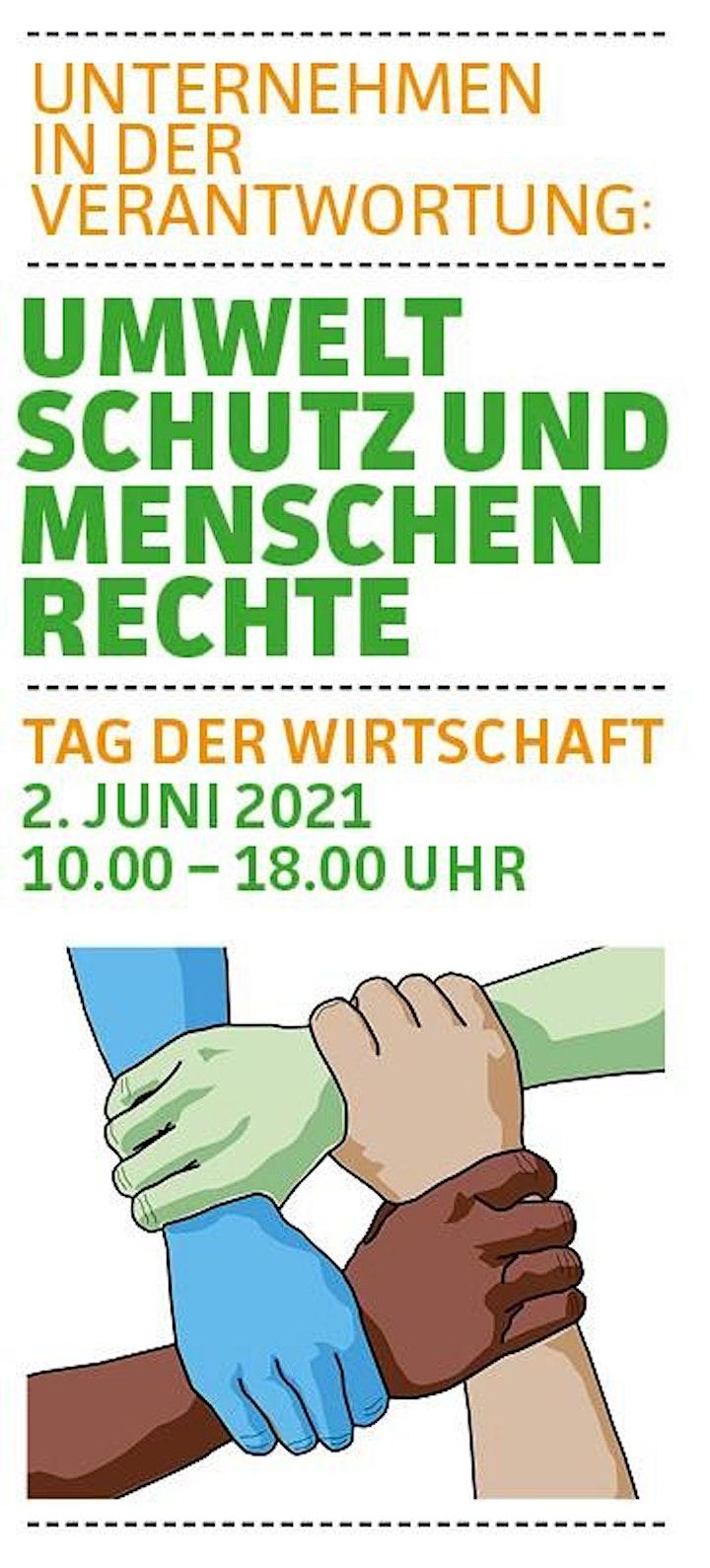 Wirtschaftstag der Regensburger Nachhaltigkeitswoche – Präsenzteilnahme: Bild