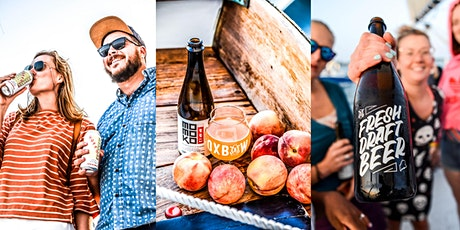 Sunset Beer and Oyster Cruise w/ Oxbow Brewing tickets