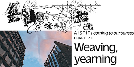 Guided walking tour of Weaving, yearning, a public sound art installation tickets