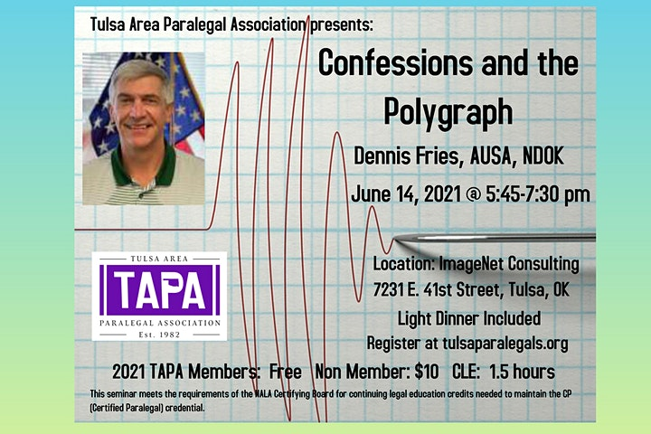 Confessions and the Polygraph image