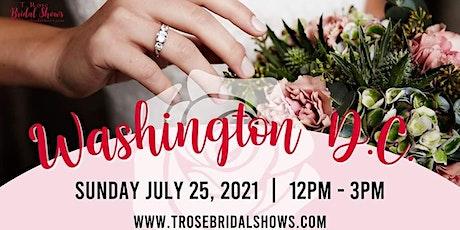 T Rose International Bridal Show Washington DC 2021 tickets