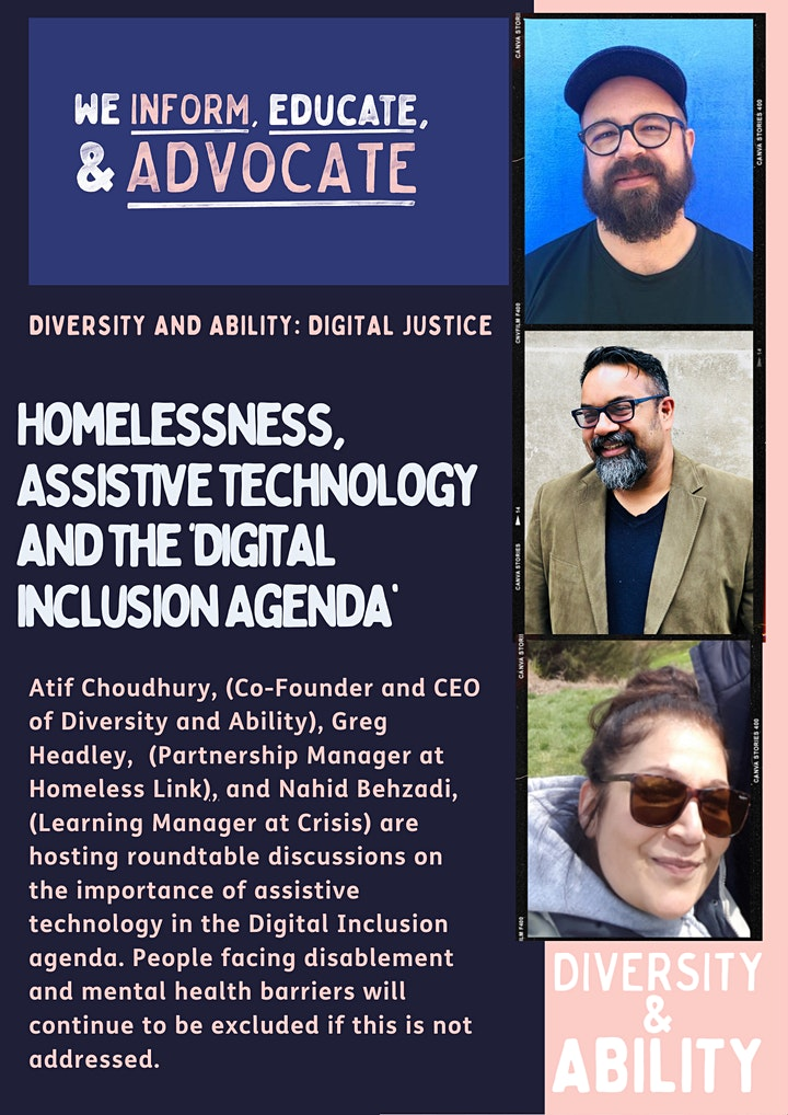 Homelessness and Digital Inclusion: Lessons Learned from COVID-19 image