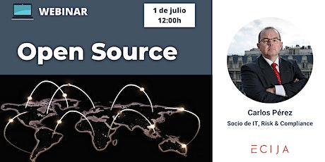 Open Source biglietti