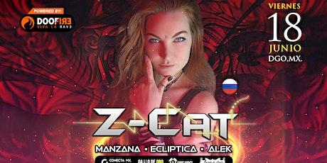 DOOFire presenta Z Cat boletos