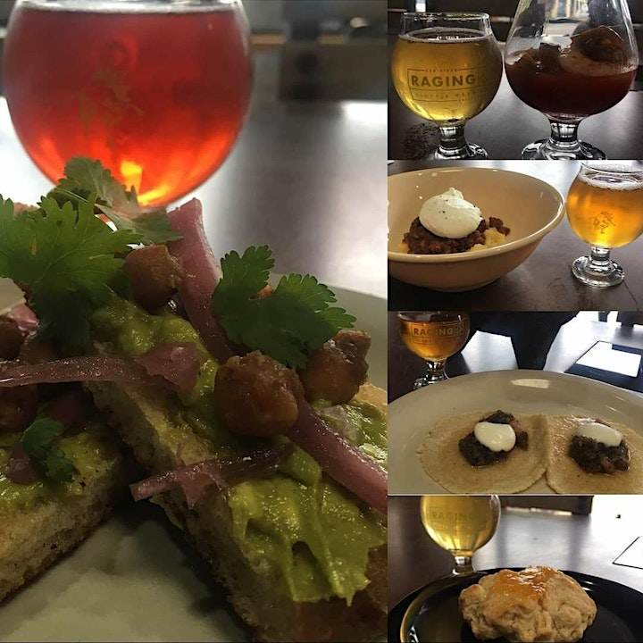 Cider Brunch Pairing with Good Seed Food Co image
