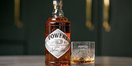 Powers X An Púcán - Online Tasting night tickets