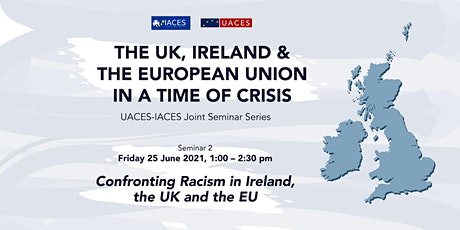 Confronting Racism in Ireland, the UK and the EU tickets