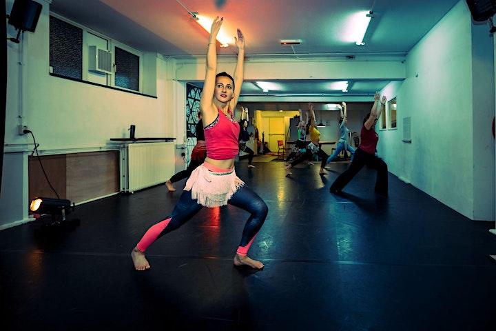 Afbeelding van Dance retreat: Body, Mind & Soul