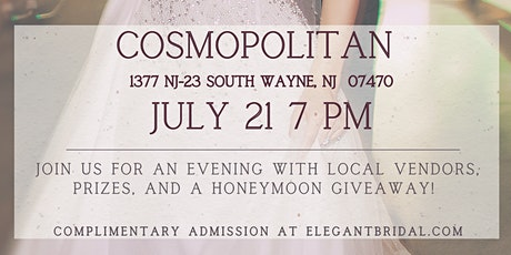 Wedding Show at The Cosmopolitan tickets