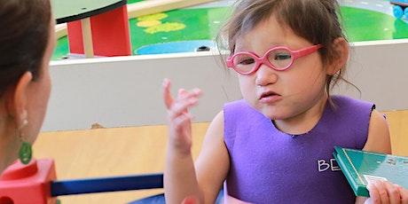 Perlman Center Knowledge Hub: Cortical Visual Impairment Characteristics tickets