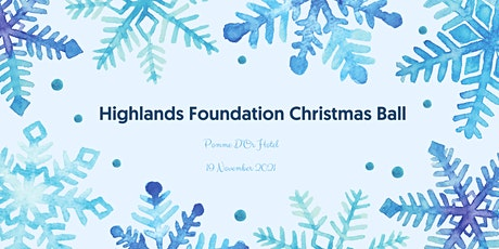 Highlands Foundation Christmas Ball tickets
