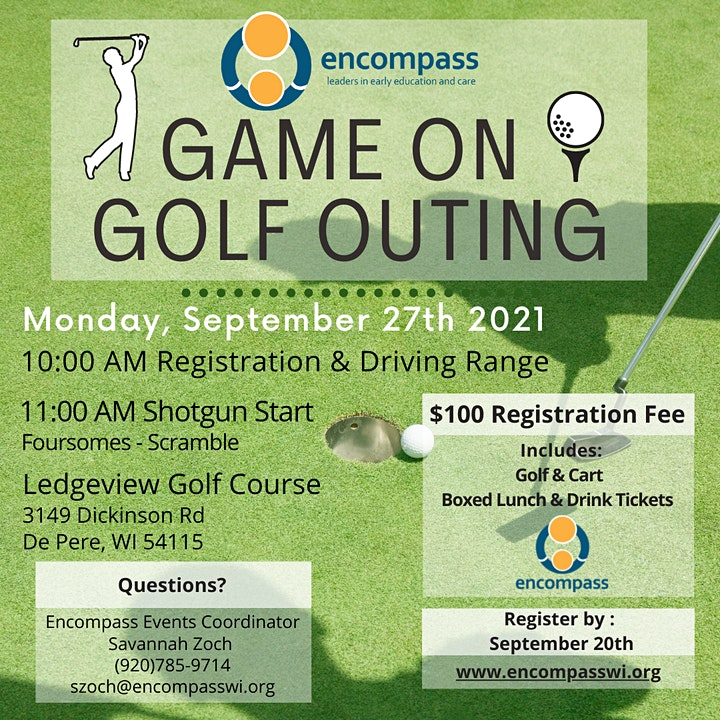 Game On Golf Outing image