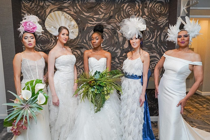 T Rose International Bridal Show Northern VA 2021 image