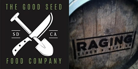Cider Brunch Pairing with Good Seed Food Co tickets