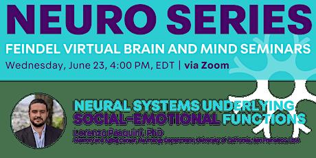 Feindel Virtual Brain and Mind Seminar tickets