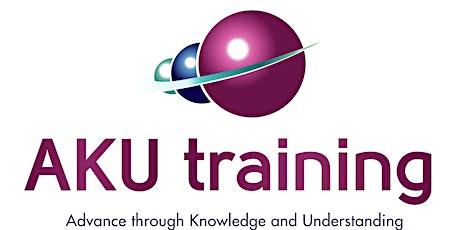 GDPR - Staff Awareness Training tickets