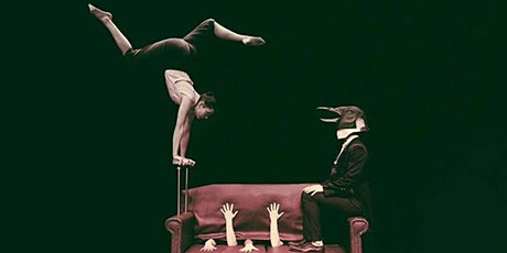Living Room Circus (2) tickets