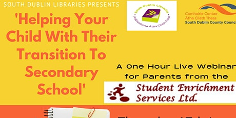 Helping Your Child with Their Transition To Secondary School tickets