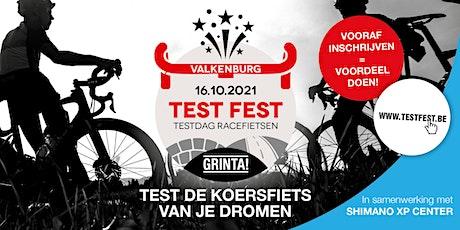 Grinta! TEST FEST Valkenburg 16 oktober 2021 tickets