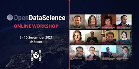 Open Data Science Europe Workshop  - virtual tickets