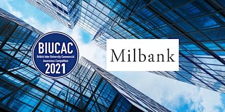 Milbank Trainee Panel Webinar tickets