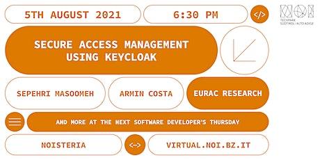 Secure Access Management for an Environmental Data Platform Using Keycloak biglietti
