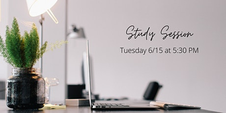 Real Estate Exam Study Session tickets