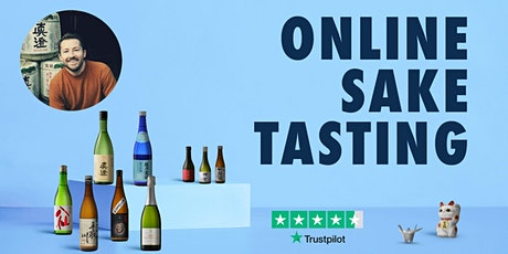 Discover Japanese Sake | Online Sake Tasting with Sake Sommelier. Tickets