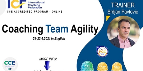 Coaching Team Agility biglietti
