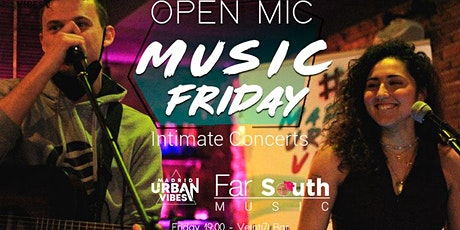 Music Fridays – Intimate Acoustic Concerts! entradas