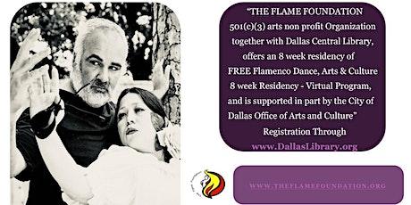 Pasion Flamenco Adult Dance Program tickets