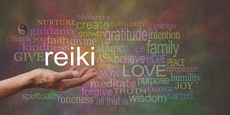 Reiki Level l and ll Practitoner Workshop tickets