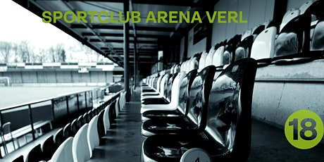 18 | Sportclub Arena Verl Tickets
