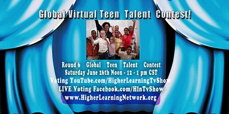 Global Virtual Teen Talent Contest - Round 7 tickets