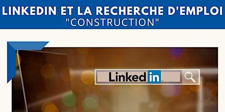 Atelier: LinkedIn construction bilhetes