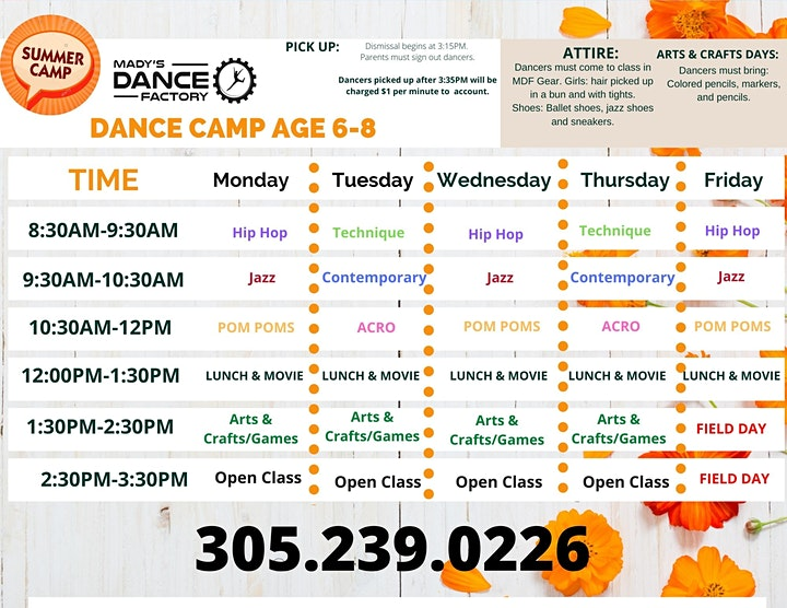 Summer Dance Camp image