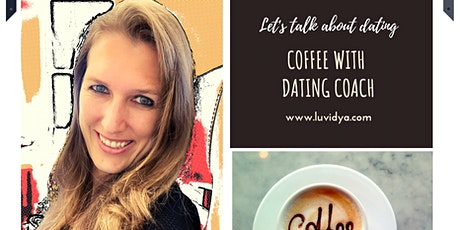 Coffee with Dating Coach tickets