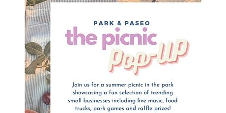 The Picnic Pop-Up tickets