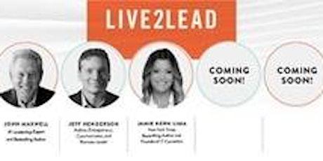 Live2Lead Ashland Ohio 2021 tickets