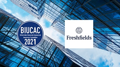 Freshfields Trainee Panel Webinar tickets