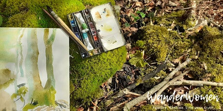Water Colours & Forestbathing tickets