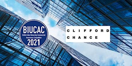 Clifford Chance Trainee Panel Webinar tickets