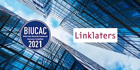 Linklaters Trainee Panel Webinar tickets