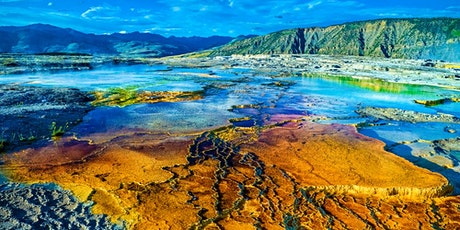 Mammoth Hot Springs Terraces tickets