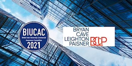 BCLP Trainee Panel Webinar tickets