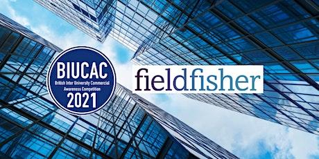 Fieldfisher Trainee Panel Webinar tickets