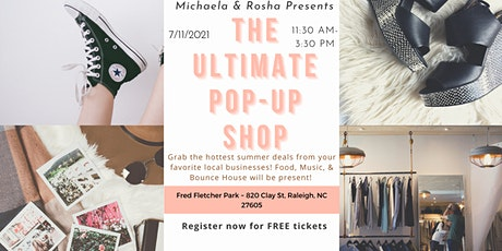 The Ultimate Pop-Up Shop Experience tickets