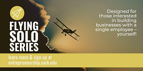 Copy of FLYING SOLO SERIES: Brand Basics tickets