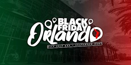 Black Friday Orlando - Juneteenth 2021 tickets