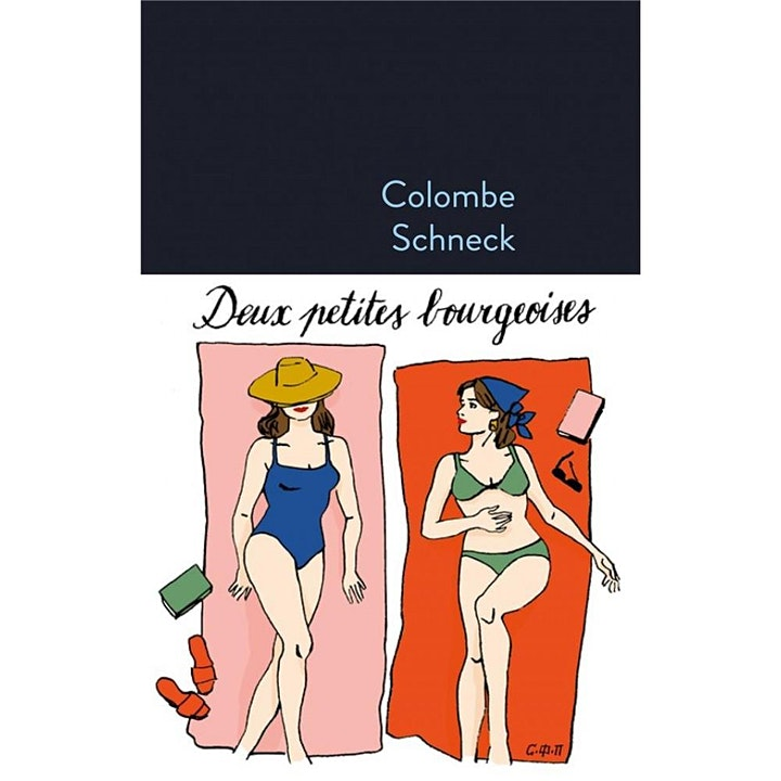 Image pour Rencontre croisée Colombe Schneck - Dalie Farah suivie d'une dédicace